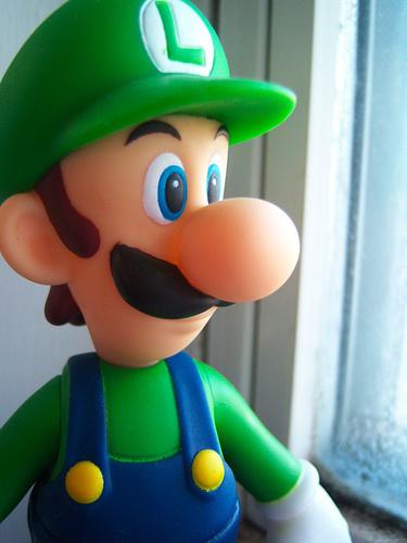 卡卡西 and Luigi mostly