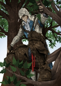 I know this's from a videogame, but please grant it! :' 1). I wish Malik for Assassin's Creed didn't die! 2). I wish for Connor from Assassin's Creed 3 to be real and for us to be in a relationship.