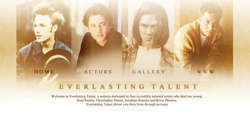 they was only children but amazingly talented actors... they are missing me ♥