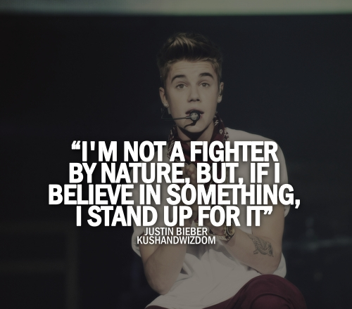 a JB quote<3