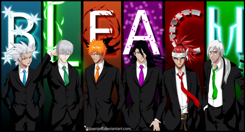 BLEACH! After that Fairy Tail,OHHC,Hunter Hunter,Hayate no gotoku,KWMS