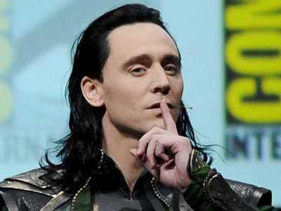 Tom Hiddleston :D