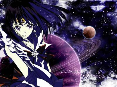 Saturn! YES, I am aware this isn't an anime question--but every time the planets are mentioned, all I think of is Sailor Moon. And how my fav Sailor Scout is Sailor Saturn. Aside from Earth, I actually like Planet Saturn. Reason? Don't know, I just do.