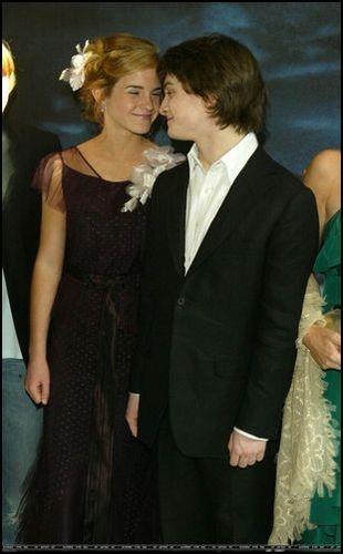 Daniel and Emma!