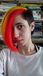 Rainbow. No, srsly.