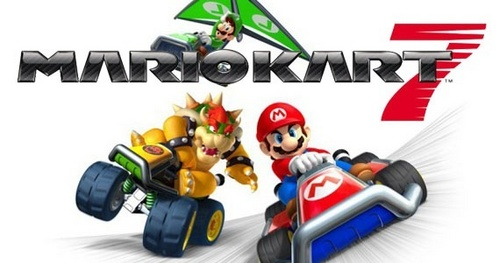 Mario kart 7 for the 3DS. I know a bunch of trick to this game.