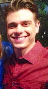 Matthew's bright smile on his gorgeous face <333333333
