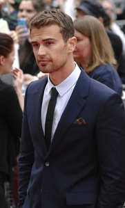 my dashing,delicious Divergent hottie in a suit<3