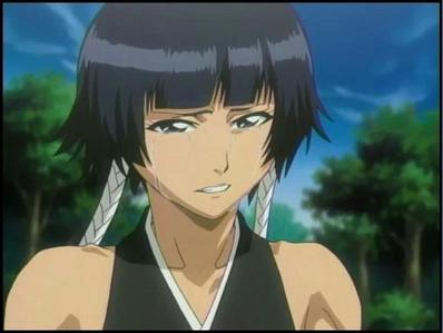 Soi Fon Is My Anime Girl Crush :D She's So Cute And Acts So Confident And Tough, But She's Actually Very Sensitive And Loving :3