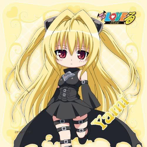 Yami-Chan (Golden Darkness)from To-Love Ru