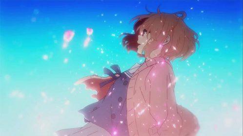 "Mirai Kuriyama from Kyoukai no Kanata ="""""