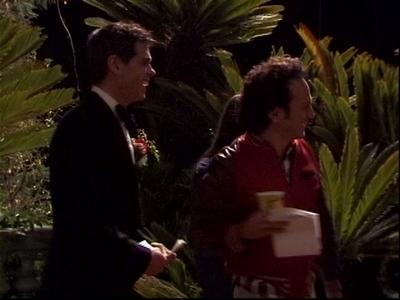 Matthew and Rob Schneider :)