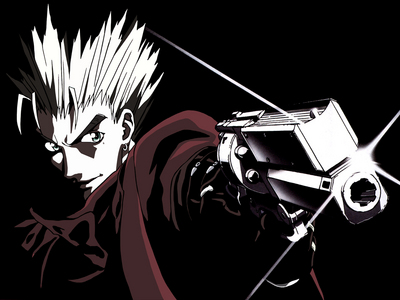 "If U know this Guy.......!!! ""Vash The Stampede"""