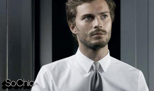 Jamie modeling for Calvin Klein<3