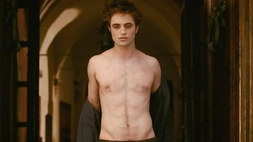 Robert Pattinson as Edward Cullen is New Moon... For my sister, Cheri!!