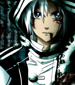 number 8- Allen Walker from D.Gray-Man. Don't know the others.