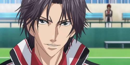 Keigo Atobe from Prince of Tennis >//////<
