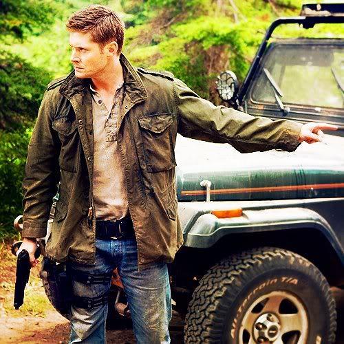 Dean Winchester ~ Jensen Ackles