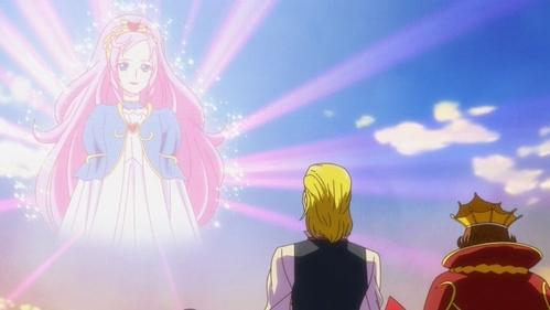 Princess Marie Ange from Dokidoki precure