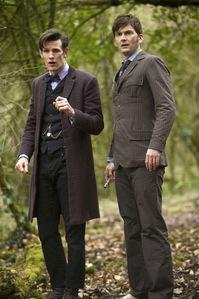 david and matt -the doctor