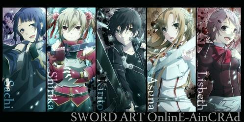 Sword Art Online(: