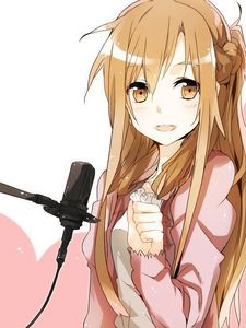Right now I'm reside and studying in Singapore ( though I'm born in another country and stayed there for 4 years ) so Asuna! Is she from SAO?