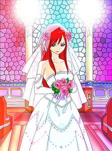 Erza Scarlet~ from Fairy Tail