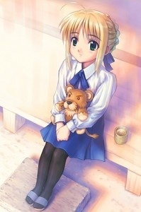 Saber - Fate/Stay Night