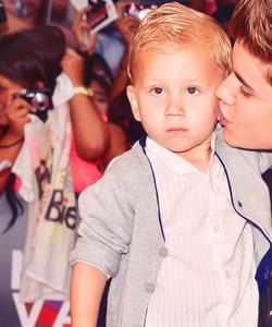 Jaxon Bieber.