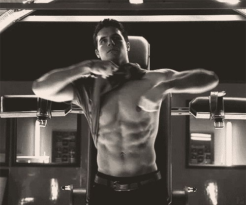 robbie Amell The tomorrow people