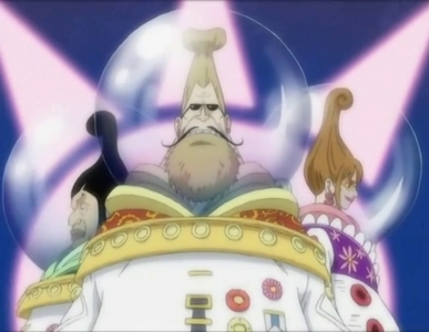 There is only one character I truly hate, The Celestial Dragons from One Piece.