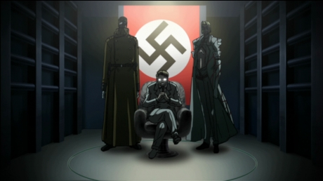 The Nazis from Hellsing Ultimate. Honestly, what is their left to say. THEIR FREAKING NAZIS!!!