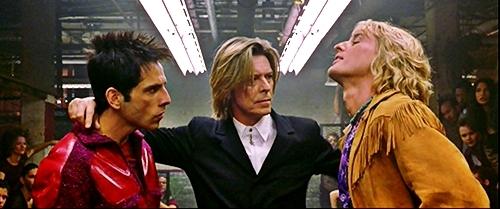 Bow with Ben Stiller and Owen Wilson