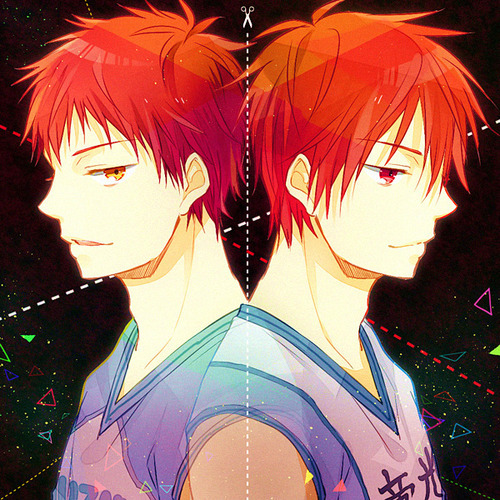 """The smexy bastard named Akashi Seijuro.  """"In this world, winning is everything; winners are validated and losers are denied. Until now, I've never lost at anything, and I won't in the future. Since I always win, I'm always right. If you oppose me... I'll kill you, no matter who you are."""" -Akashi"""