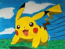 Pikachu!!!!!! he's to freaking busy to have a stinking girlfriend!!!!!!!!!!!!!!!!!!!!! XD