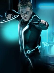 Garrett Hedlund in Tron:Legacy<3