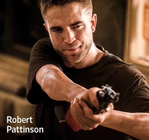 a new still of my handsome Robert from The Rover<3