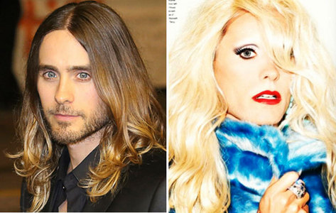 Jared as a woman<3