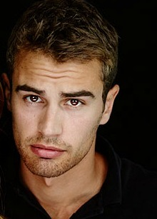 Theo and the whites of his gorgeous eyes<3
