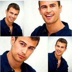 my tantalizing Theo laughing<3