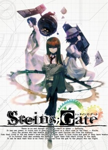 """""""Steins;Gate,"""" I state as I hold the PC game and complete series. It was so much better than what I expected."""