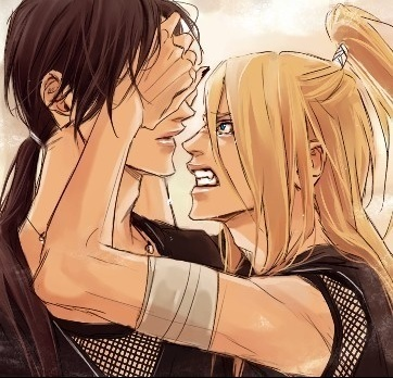 Itadara (Itatchi X Deidara From Naruto) To Be Honest, I Think This Is A Crack Shipping xD