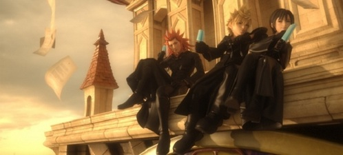 Kingdom Hearts!