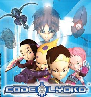 Code Lyoko!!!
