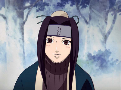 Haku from Naruto. He was and still is my favorite from the show. He unfortunatlly was killed way too soon:( !