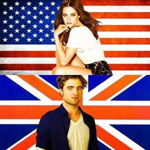 my British God and American Goddess<3
