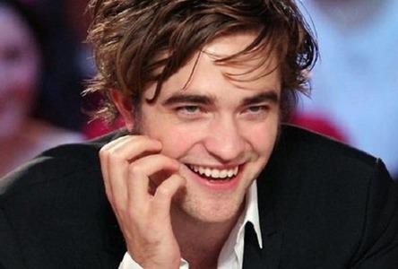 Robert's cute,sweet smile<3