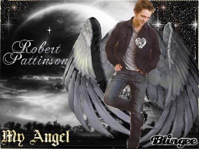 my British angel<3