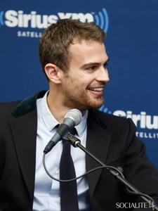 Theo has an amazing imba voice<3