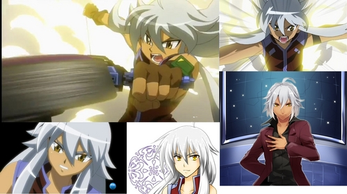 I'm surprised no one else posted Tsubasa~kun yet. Well, here he is, straight from Beyblade Metal Saga: Tsubasa Otori!